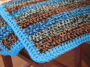 Simple edge stitch